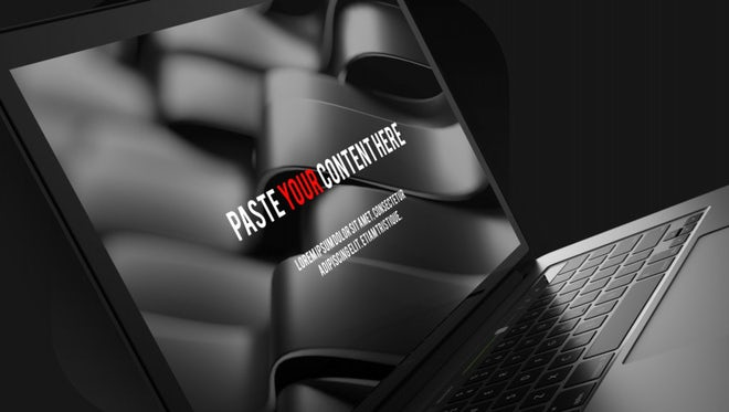 Stylish Website Promo: After Effects Templates