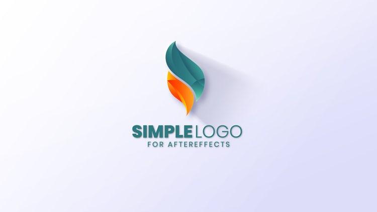 Simple Logo Reveal MotionArray