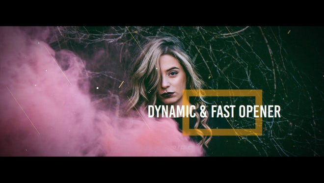 Epic Opener - Teaser: After Effects Templates