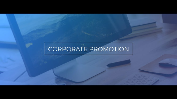 Business Presentation Slideshow: After Effects Templates