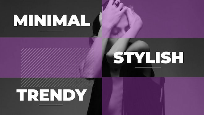 Creative & Modern Promo: After Effects Templates