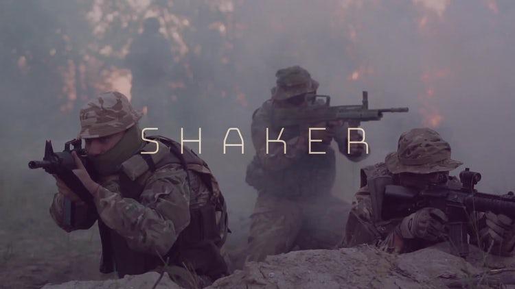Glitch: Shaker: Transitions