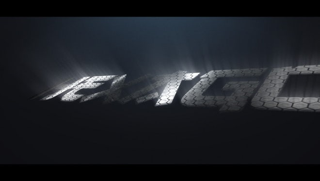 Hi-Tech logo Reveal: After Effects Templates