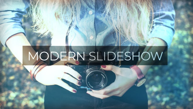 Fast Modern Opener: After Effects Templates