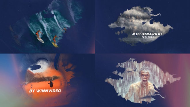 Ink Slides: After Effects Templates