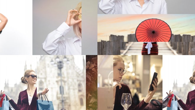 For Slideshow: After Effects Templates