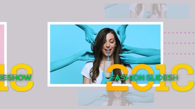 Fashion Slideshow: After Effects Templates