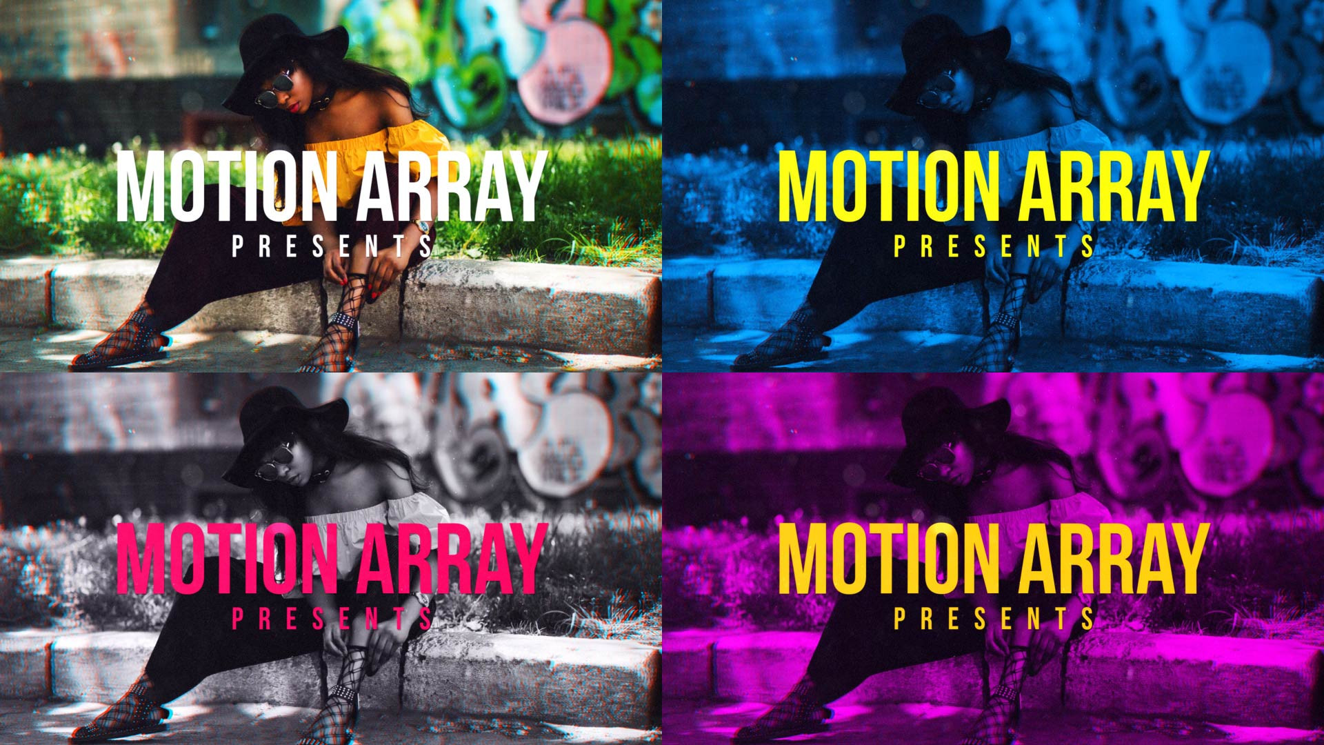 Modern Slideshow - Opener - After Effects 88699 - Free download