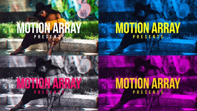 Modern Slideshow - Opener: After Effects Templates