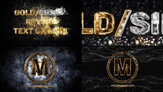 Luxury Reveal: After Effects Templates