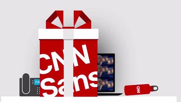 <h3><strong>CNN Sans</strong></h3>: