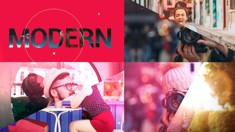 Quick Photo Opener: After Effects Templates
