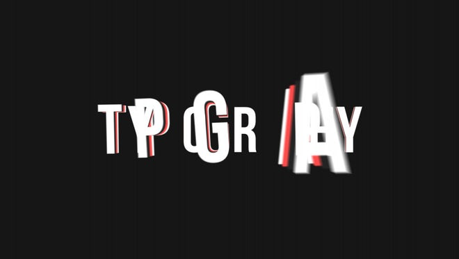 Kinetic Typography Pack: After Effects Templates