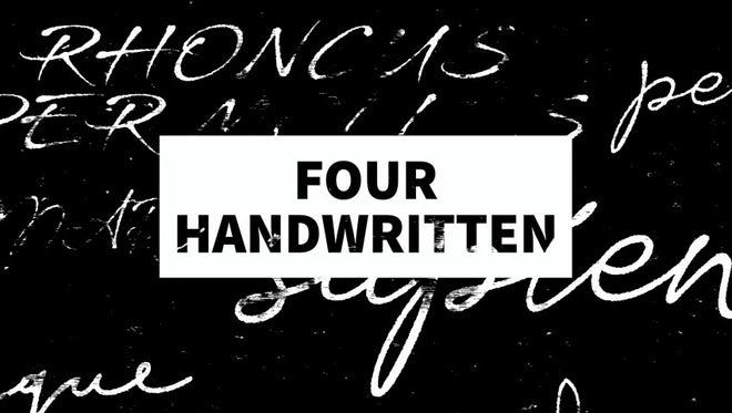 Grunge Handwritten Overlay Pack: Stock Motion Graphics