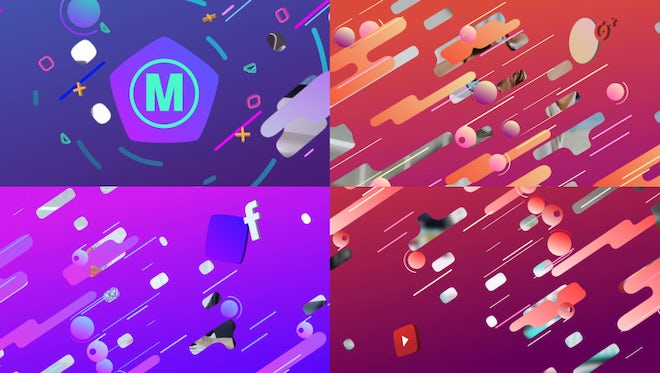 Transition Logo: After Effects Templates