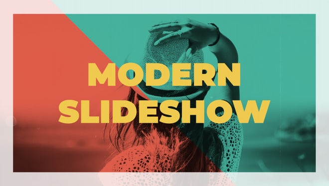 Slideshow: After Effects Templates