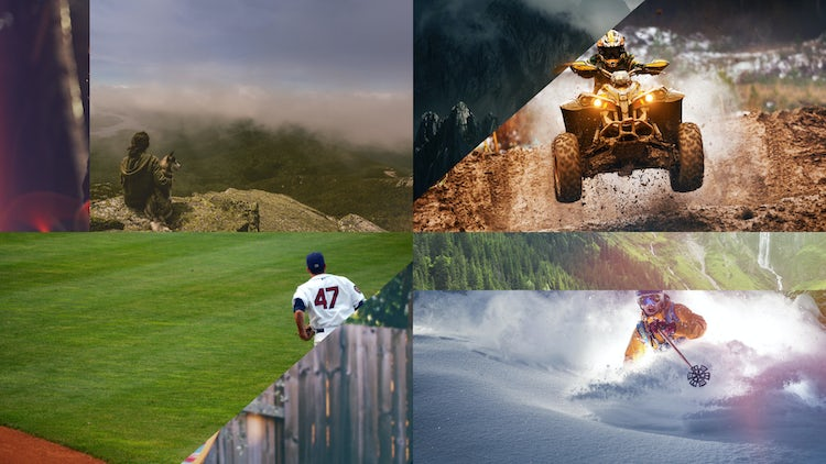 Photo Opener/Slideshow: After Effects Templates