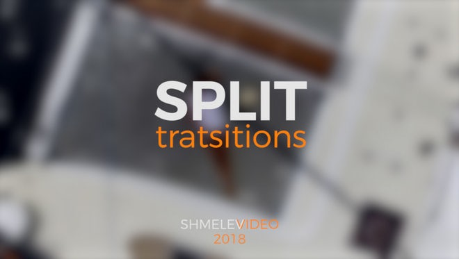 Split Transitions: Premiere Pro Templates