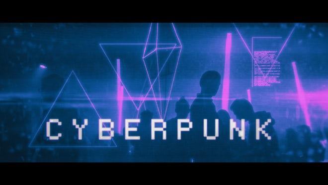 Cyberpunk: Premiere Pro Templates