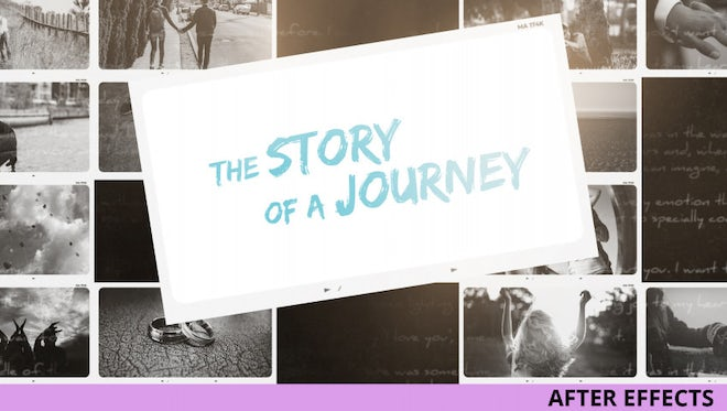 Happy Memories: After Effects Templates