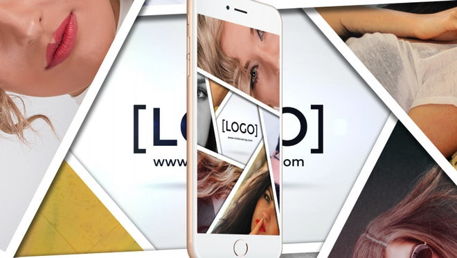 Fast Photo Logo Reveal: After Effects Templates