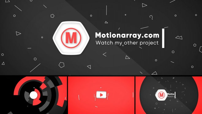 Youtube Logo: After Effects Templates