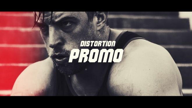 Distortion Opener: Premiere Pro Templates