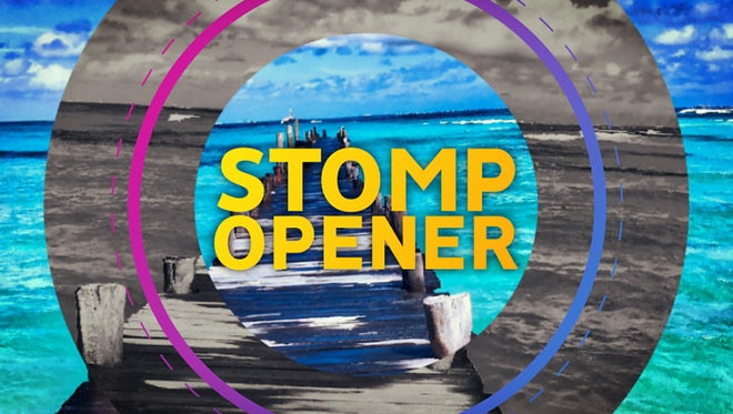 4K Stomp Opener: After Effects Templates