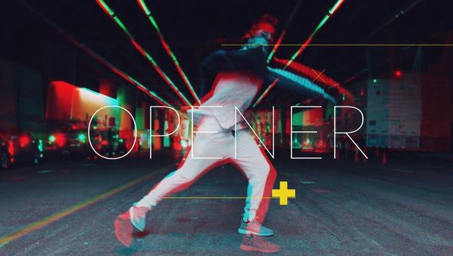 Dance Promo: Premiere Pro Templates