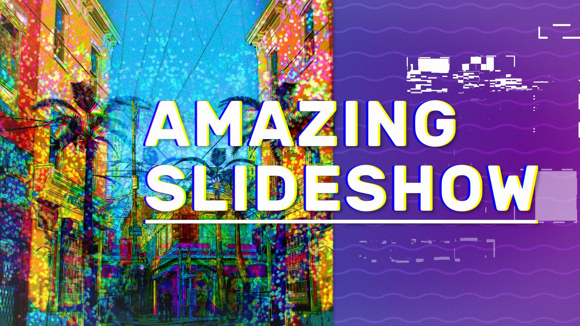 Glitch Slideshow 97881 - Free download
