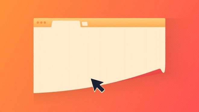 Browser Flat Logo: After Effects Templates