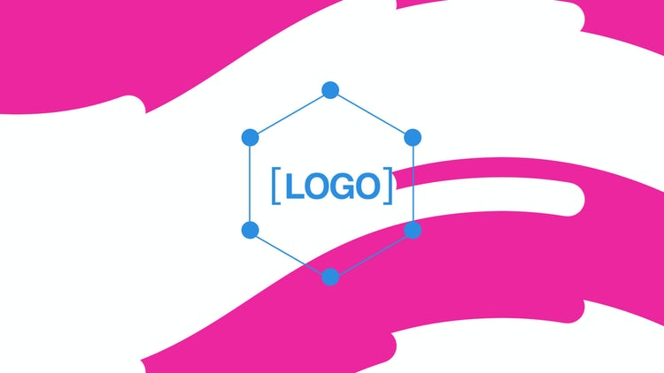 Shape Logo Intro: After Effects Templates