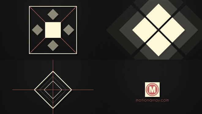Transform Logo Intro: After Effects Templates