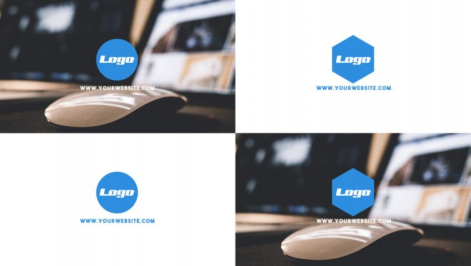 Elegant Logo Reveals: After Effects Templates