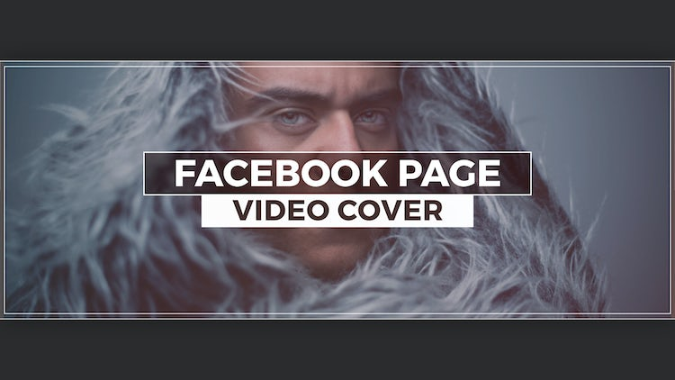 Facebook Video Banner: After Effects Templates